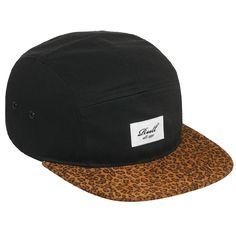 Reell Wildlife Cap black ★★★★★