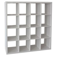 We all know about the Ikea cube storage, but this design has now been replicated by other big box retailers. If getting out to Ikea is a pain in the arse (when isn't it?) you can head to Big W, K Mart or Bunnings and get yourself some record shelves for under $120. The only drawback is the lack of range of colours, but for regional record collectors, the 8 hour return drive to Ikea might be less appealing than plain white shelves.