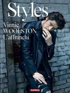 Vinnie Woolston for L'Express Styles - Photos byDusan Reljin
