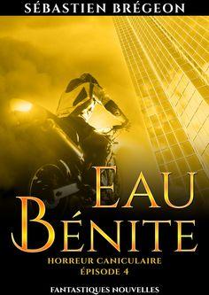 Couverture du livre  Eau bénite 4   #bookcover