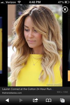 Light brown hair. I really want this!!   @Jamie Neal Syvertson Come home and do this to my hair NOW!!!!!!