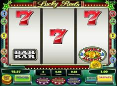 """Lucky Reels online spilleautomater med ekte penger. Dette online spilleautomat fra Globotech Selskapet er et klassisk eksempel på """"enarmede banditt"""". Denne typen spor er kjent for de fleste spillere. Den har de vanlige 3 hjul og 5 gevinstlinjer. Også Lucky Reels er et vilt symbol, øker sannsynligheten for en premie-vinnende kombinasjoner betydelig."""