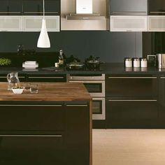 39 best black gloss images black gloss kitchen black kitchens rh pinterest com