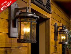 Brighten up your patio or front porch with these classic outdoor lighting updates. Sconces and ceiling fixtures give visitors a warm welcome, while ha… - ALL ABOUT Porch Lighting, Ceiling Fixtures, Sconces, Lighting Updates, Front Door Lighting, Exterior Lighting, Garage Lighting, Outdoor Light Fixtures, Lights
