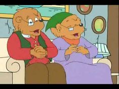 The Berenstian Bears - Theme Song - this had to be my all time favourite!