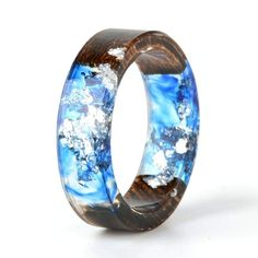 Cute Rings, Pretty Rings, Unique Rings, Beautiful Rings, Resin Ring, Resin Jewelry, Jewelry Rings, Women's Rings, Jewelry Watches