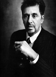 Hollywood on Pinterest... Al Pacino Impression