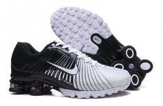 New Designer Nike Air Shox Fabrique 2018 White Black Shox Nz Men s Athletic Running Shoes - Mens Nike Shox, Nike Shox For Women, Adidas Shoes Women, Mens Nike Air, Nike Men, Nike Shoes Blue, Nike Shox Shoes, Nike Shox Nz, Sneakers Nike