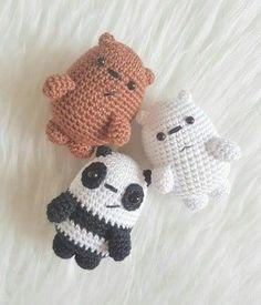 Mesmerizing Crochet an Amigurumi Rabbit Ideas. Lovely Crochet an Amigurumi Rabbit Ideas. Crochet Kawaii, Love Crochet, Knit Crochet, Crochet Amigurumi, Amigurumi Doll, Crochet Dolls, Crochet Crafts, Yarn Crafts, Crochet Projects