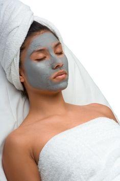 DIY detox face mask.