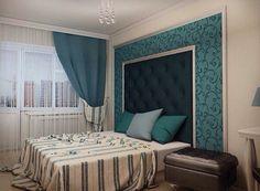 Спальня лазурная
