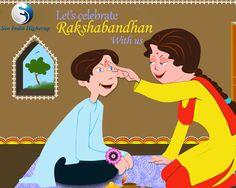 We are wishing you a very happy Raksha Bandhan- SEO India Higherup
