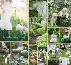 '' White Spring '' by Reyhan Seran Dursun