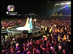 EVA - TUTHA - IKIF D'ACADEMY Mengguncang BANDUNG - D'Terong Show Indosiar
