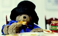Not gonna lie, I've watched so much of this little dude since I've been home. Paddington Bear ftw!