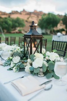 68 best garden wedding centerpieces images wedding ideas rh pinterest com  outdoor wedding reception centerpiece ideas