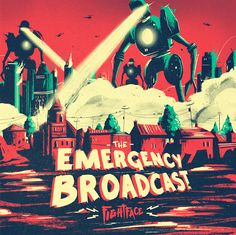 The Emergency Broadcast x FightFace on Behance
