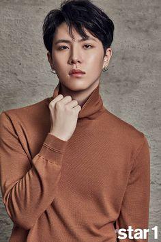 Photo )) Produce 101 JBJ For October Issue of Magazine Hyun Bin, Jin Long, Solo Male, Pop Photos, Fandom, Produce 101 Season 2, Korean Star, Kpop Boy, Asian Men
