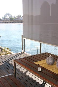 External Screens for outdoor living
