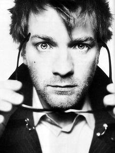 Ewan McGregor....star wars, moulin rouge, emma, i can go on for days...