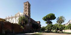 Aventino: il giardino di Sant'Alessio