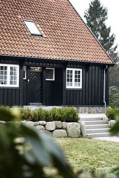 modern rustic (swedish) #cabin styling