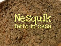 Ricetta del cioccolato Nesquik fatto in casa, semplice, veloce, economico, senza…