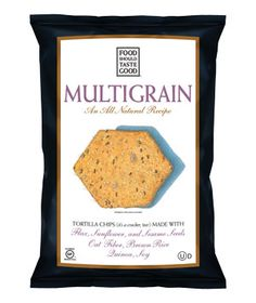 FOOD SHOULD TASTE GOOD brand - MulitGrain Chips - these are awesome!  a healthier snack food