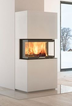 Nordpeis Monaco High Base Kamin / Kaminanlage Nordpeis Monaco High Base The post Nordpeis Monaco High Base appeared first on Raumteiler ideen. Monaco, Farmhouse Bathroom Art, Modern Fireplace, Fireplace Ideas, Foyer Decorating, Construction, Wall Mounted Tv, Electric Fireplace, Houses