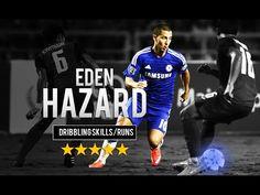 MERCATO : Eden Hazard pourrait rejoindre le Real Madrid ou le PSG la saison prochaine | 90min