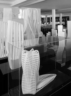Design Gallery   Zaha Hadid