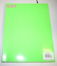 EXIT Magazine Issue 4 2002, High Fashion Modeling and Photography 102913ame