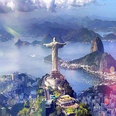 #brazil #riodejaneiro #statue #street