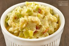 somewhat non-traditional Irish colcannon flavored with sweet, tender ...