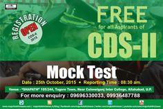 Registration now for reserve your seat CLICK on given below link- http://mocktest.majorkalshiclasses.in/