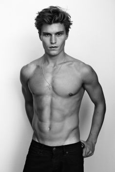 Oliver Cheshire (3 June 1988), English model.