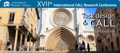XVII International CALL Research Conference   6-8 July 2015  http://wwwa.fundacio.urv.cat/congressos/call-conference-2015/