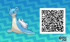 Lapras PLEASE FOLLOW ME FOR MORE DAILY NEWS ABOUT GAME POKÉMON SUN AND MOON. SIGA PARA MAIS NOVIDADES DIÁRIAS SOBRE O GAME POKÉMON SUN AND MOON.   Game qr code Sun and moon código qr sol e lua Pokémon Nintendo jogos 3ds games gamingposts caulofduty gaming gamer relatable Pokémon Go Pokemon XY Pokémon Oras