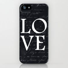 #Society6                 #love                     #love #black #edition #iPhone #Case #Beverly #LeFevre #Society6               love - black edition iPhone Case by Beverly LeFevre | Society6                                          http://www.seapai.com/product.aspx?PID=1684350