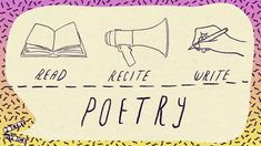 Canada's best resource for teaching poetry. Lesson plans for teachers, and poems, writing workshops and more for students Poetry Lesson Plans, Poetry Lessons, Teacher Lesson Plans, Frank Gehry, Writing Workshop, Writing Prompts, Poetry Journal, Great Poems, Teaching Poetry