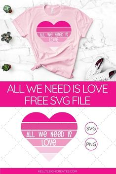 Use this Valentine SVG file to make sweet projects for Valentine