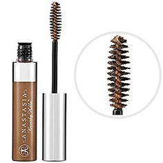 Anastasia Beverly Hills - Tinted Brow Gel in Caramel - warm golden light brown  #sephora