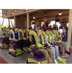 Magcon family at six flags. Look at Taylor hes like oh god please dont let this roller coaster kill me