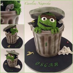 Caroline Nagorcka - Sculptress of Cakes