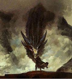 Oğuz and Sevilay'a dragon Bükrek...