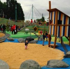 The Best Playgrounds - The Under Collective Playgrounds, Young Children, Great Places, Good Things, Activities, Collection, Little Boys, Boy Babies