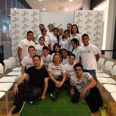Equipo modelo epk #alamedas @epkcolombia listos!!!
