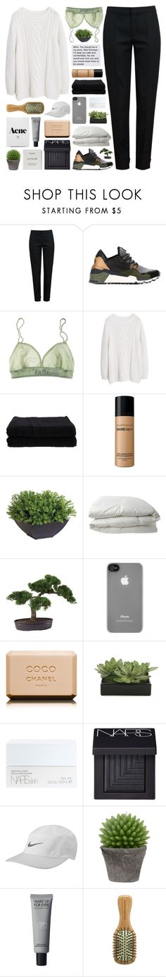 """""""i hear the ocean."""" by annamari-a ❤ liked on Polyvore featuring Chloé, Y-3, La Fée Verte, Violeta by Mango, Home Source International, Bare Escentuals, Ethan Allen, Nimbus, Nearly Natural and Incase"""