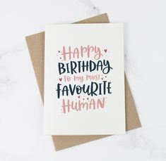 Best friend Birthday card - Birthday Card for her - Friend Card - Card for him - Card for boyfriend by AbbieImagine on Etsy https://www.etsy.com/listing/609034267/best-friend-birthday-card-birthday-card