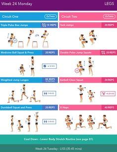 Bikini Body Guide two #ClippedOnIssuu